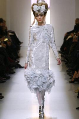 Chanel HC S/S 2010 - Snejana Onopka