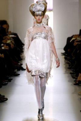 Chanel HC S/S 2010 - Sigrid Agren