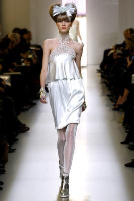 Chanel HC S/S 2010 - Irina Kulikova