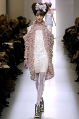 Chanel HC S/S 2010 - Iris Strubegger