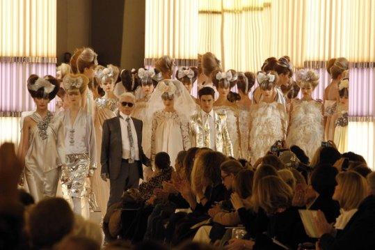 Chanel HC S/S 2010