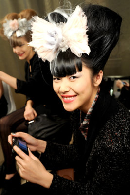 Chanel HC S/S 2010 - Liu Wen