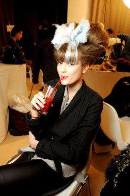 Chanel HC S/S 2010 - Jac