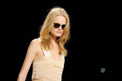 Fashion for Relief Haiti - Hanne Gaby Odiele