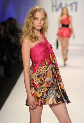 Fashion For Relief Haiti - Tanya Dziahileva