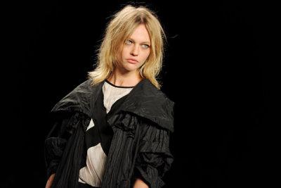 Fashion For Relief Haiti - Sasha Pivovarova