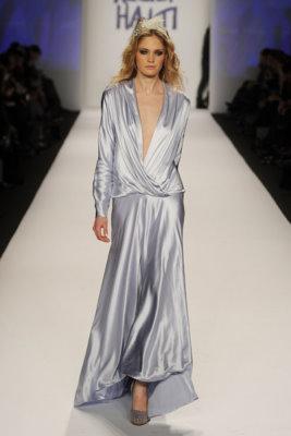 Fashion For Relief Haiti - Heidi Mount