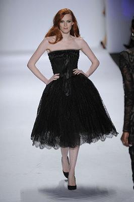 Fashion For Relief Haiti - Karen Elson