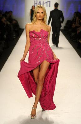 Fashion For Relief Haiti - Natasha Poly
