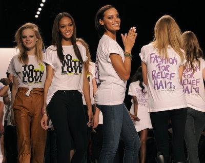 Fashion For Relief Haiti