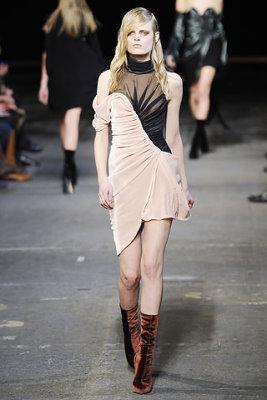 Alexander Wang F/W 2010 - Hanne Gaby Odiele