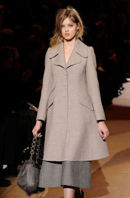 Marc Jacobs F/W 2010 - Lindsey Wixson