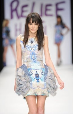 Fashion For Relief Haiti - Annabelle Neilson