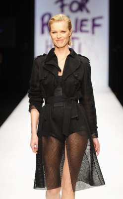 Fashion For Relief Haiti - Eva Herzigova