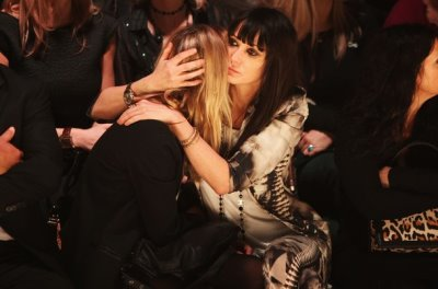 Fashion For Relief Haiti - Kate Moss and Annabelle Neilson