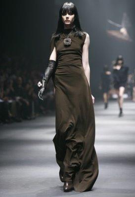 Lanvin F/W 2010 - Frida Gustavsson