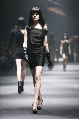Lanvin F/W 2010 - Hanne-Gaby Odiele
