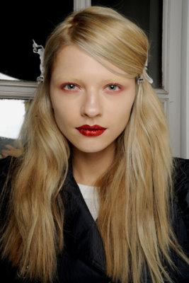Givenchy F/W 2010 - Yuliana Dementyeva