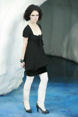 Chanel F/W 2010 - Coco Rocha