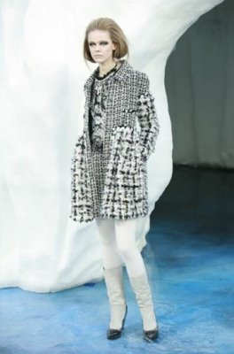 Chanel F/W 2010 - Frida Gustavsson
