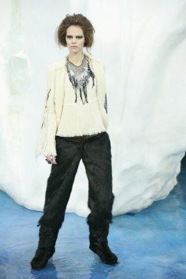 Chanel F/W 2010 - Freja Beha Erichsen