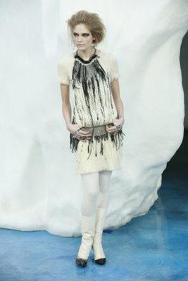 Chanel F/W 2010 - Heidi Mount