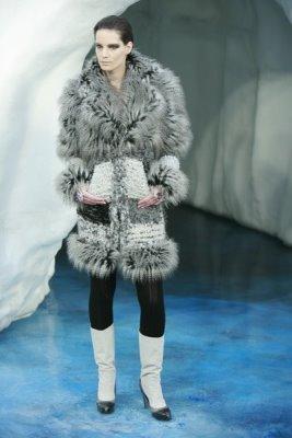 Chanel F/W 2010 - Iris Strubegger