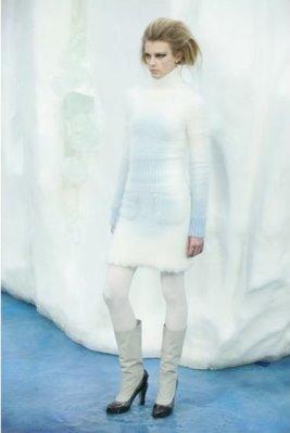 Chanel F/W 2010 - Sigrid Agren