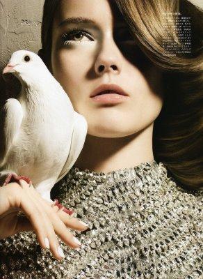 Vogue Nippon May 2010