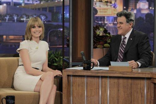 The Tonight Show - Heidi Klum