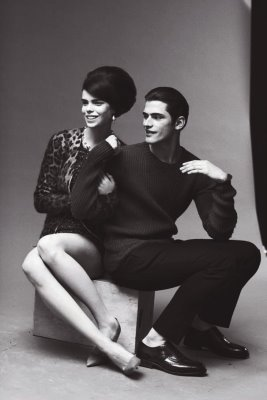 V Man Summer 2010 - Sean Opry & Meghan Collison