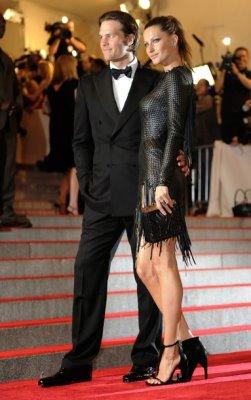 Met Gala 2010 - Tom Brady & Gisele Bundchen
