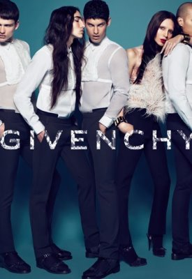 Givenchy F/W 2010