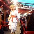 Chanel Cruise 2011 St. Tropez - Jacquetta Wheeler