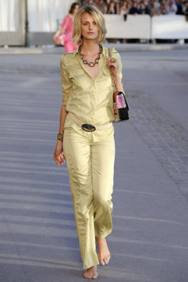 Chanel Cruise 2011 St. Tropez - Jacquetta Wheeler