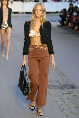 Chanel Cruise 2011 St. Tropez - Marloes Horst
