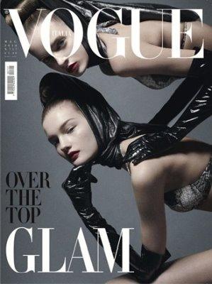 Vogue Italia May 2010 : Daria Strokous & Kirsi Pyrhonen