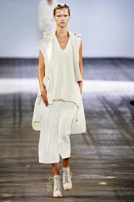 Alexander Wang S/S 2011 : Kasia Struss