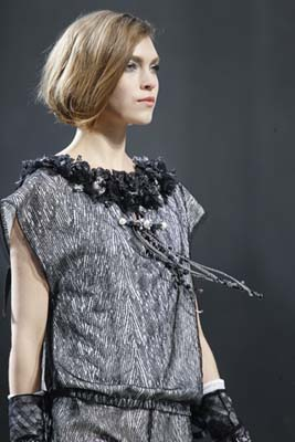 Chanel F/W 2011 - Arizona Muse