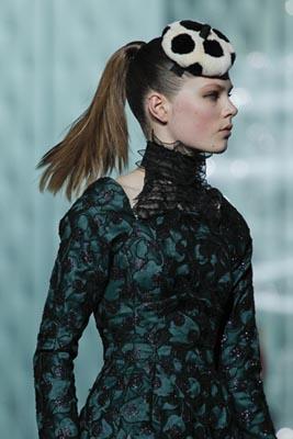 Marc Jacobs F/W 2011 - Caroline Brasch Nielsen