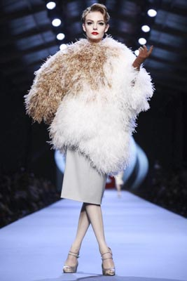 Christian Dior Haute Couture S/S 2011 - Nimue Smit