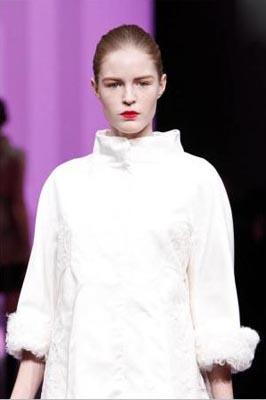 Shiatzy Chen F/W 2011 - Linnea Regnander