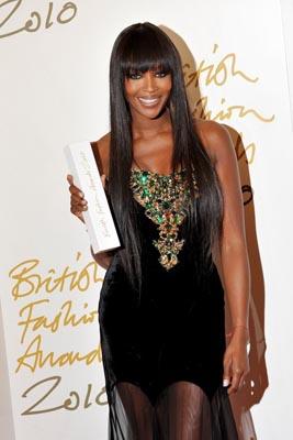 BFA 2010 - Naomi Campbell
