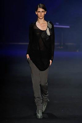 Patachou F/W 2011- Daiane Conterato