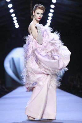 Christian Dior Haute Couture S/S 2011 - Martha Streck