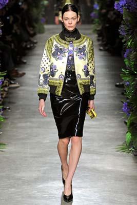 Givenchy F/W 2011 - Kinga Rajzak