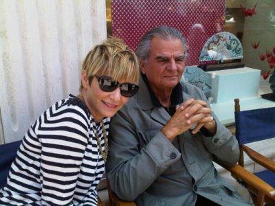 Patrick Demarchelier &  Lori Goldstein