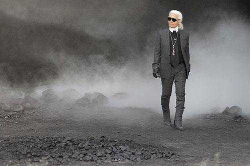 Chanel F/W 2011 - Karl Lagerfeld