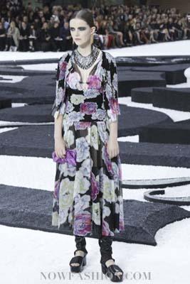 Chanel S/S 2011 : Imogen Morris Clarke
