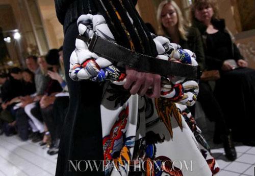 Balenciaga F/W 2011